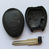 best range rover - Best price replacement buttons remote key shell FOB key case for Landrover range rover discovery