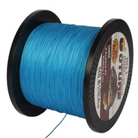 100lb braided fishing line - 2016 Super Strong Japanese m Multifilament PE Material Braided Fishing Line LB