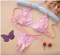 Wholesale sexy lingerie for women Nightdress Sexy Pyjamas sleepwear Thongs G String Skimpy Bikini Sexy Set