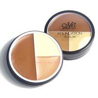 bare makeup palette - Makeup concealer Menow Brand contour palette primer flawless colors bare mineral scar concealer face care matte foundation