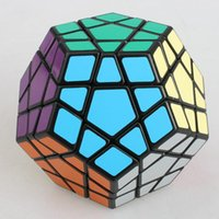 Wholesale Standard Megaminx Magic Cube Puzzle Speed Cubes Educational Toy Special Gifts Toys for Kids children adult
