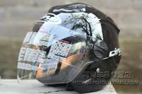 Wholesale Hjc hs half motorcycle helmet arai electric bicycle helmet shoei HJC cirus hs black red white half helmet