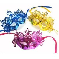 Wholesale Masquerade Mask Imperial Crown Halloween Costumes Theater Party Screaming Princess Mask dandys