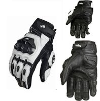 Wholesale Motorcycle Cycling Bike Bicycle Carbon fiber Leather Sports Gloves all sizes