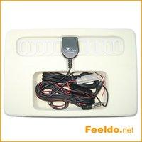 Precio de Car antenna amplifier-10set / lot para el coche 2IN1 de TV / FM Antena de TV Antena de radio amplificador + Booster, larga vida útil, la calidad del gurantee