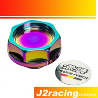 acura store - J2 RACING STORE NEO CHROME MUGEN POWER EMBLEM TWIST ON ENGINE OIL FILLER CAP BADGE FOR HONDA ACURA PQY6316CR