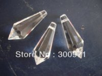 Wholesale ChinaPost x14mm crystal chandelier trimming crystal chandelier parts crystal drop crystal beanie crystal match