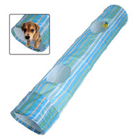 Wholesale New Portable Collapsible Exercise Cat Dog Pet Agility Training Tunnel Funny Cave Sleep Place Ferret Play Toys