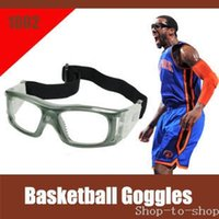 basketball units - NEW DESIGN1002 BASKETBALL DRIBBLE GLASSES UNIT OF ONE SAFETY EYEWEARS ASTM F803 FOOTBALL GOGGLES EYEWEAR