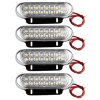 aux driving lights - Car Truck Universal Day Fog Aux Driving DRL LED Light Lamp White order lt no track