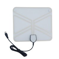 amplified tv antennas - 35 miles ANT TT Digital Indoor TV Antenna Amplified HDTV MHz On Hot Selling A