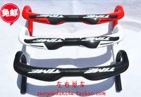 Wholesale Newest TIME road full carbon fiber bike handlebar carbon bicycle compact Handlebar mm black red white