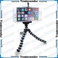 camera grip - 2 in Flexible Octopus Mini Tripod Stand Grip Holder Mount Mobile Phones Cameras Gadgets For iPhone Mobile Phone Smartphone