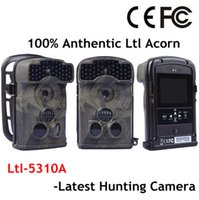 Wholesale 2014 new product Ltl A mini mp night vision digital infrared hunting camera with p HD video trail game camera