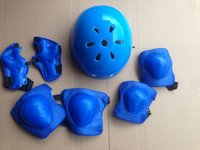 Wholesale The balance of the car gear piece children twist car A3 helmet protective suit mine skate helmet protector