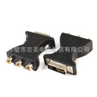 wholesale to the public - DVI public to the RCA bus adapter