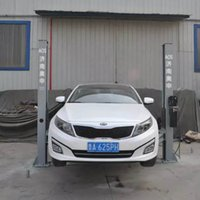 Wholesale 4 Ton Two Post Car Lift CE Standard Double Column Lifting Machine AOS B4000