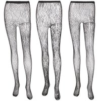 Wholesale Korea thin Ms sexy stockings flower tattoo subsection hip was thin pantyhose child