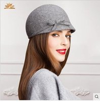 Wholesale 2015 No Risk Shopping Ladies Church Hats Winter Hats Wedding Hat Party Bridal Head Wear Flowers Bow Women Party Dresses