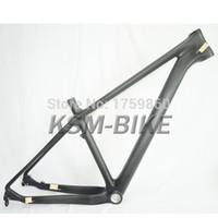 mtb bike frame - KMM BSA BB30 er Carbon MTB Frame Full Carbon Fiber Mountian Bike Frame