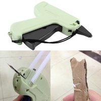 Wholesale Hot Search Clothes Garment Price Label Brand Trademark Tagging Tags Machine Gun New