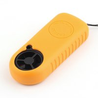 anemometer cfm - pc Digital LCD CFM CMM Thermo Anemometer Infrared Thermometer For Wind Speed Gauge Meter Temperature
