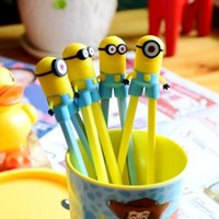 Wholesale cute Minions Despicable Me cartoon training Chopsticks promotional chopsticks children s learning chopsticks
