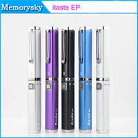 Original kit de cigarrillo Innokin iTaste EP Pen Style Kit Electrónico Con 700mAh Batería iClear 10 vaporizador con el regalo Box 002732