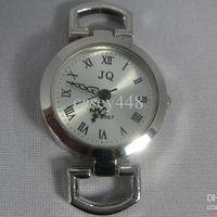 Wholesale JQ brand silver Roman vine Watch faces dail Fit European Bracelet Handmade