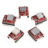 Wholesale 5pcs Stepper Driver A4988 Stepper Motor Driver Module For D Printer Reprap