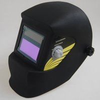 Wholesale New features for high quality TIG Get Polished darkening welding helmet WH4501
