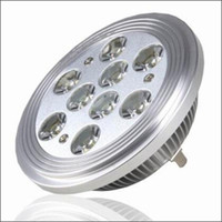 ar chip - Top Quality LED AR111 spotlight W LM G53 Gu10 E27 V high lumens Top CREE chip CE RoHs ar led bulb