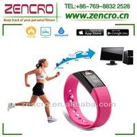 Wholesale Smart Wristband Bluetooth Pedometer PDM pedometro com contador de caloria fitbit flex wireless activity