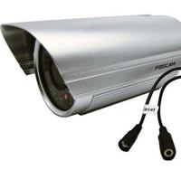 Wholesale Foscam FI8905W outdoor waterproof ip camera WiFi Wireless CCTV Silver infrared webcam free DDNS