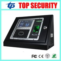 access box covers - Iface old models old firmware metal protect box metal case for iface302 face time attendance and access control protect cover