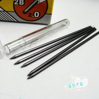 Wholesale mm Automatic Pencil Mechanical Pencils Refill Leads Office and School Supplies Stationery