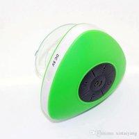 Cheap Waterproof Bluetooth Speaker New Item IPX4 Bathroom Wireless Bluetooth Waterproof mini Speaker Hi Fi Music Player For Cellphone For Shower