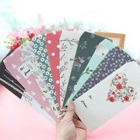 Wholesale 1 New Cute Cartoon Korean Stationery Paper Envelope Colorful Envelope for Gift Card BZ0025