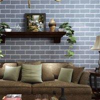 best design wallpapers - Best Looks Like Brick Simple brick restoring ancient ways vinyl wall paper background design wallpaper behang papel de parede AB010