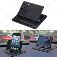 Wholesale 100pcs Universal Car Dashboard Mount Holder Stand for iPhone S S HTC Other Cell Phones