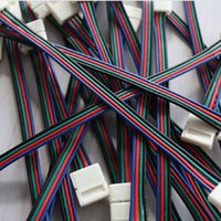 Wholesale Designer Brief Durable Flexible Strip RGB Connectors PCB Cable Board for LED SMD RGB des