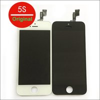 Cheap 100% Original & New LCD Display Touch Screen With Digitizer Full Assembly Replacement Repair Parts For iPhone 4 4S 5 5S 5C 6G 6Plus
