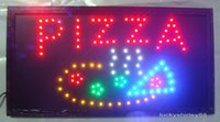 pizza sign - New special offer animated LED PIZZA SIGN BOARD x10 quot Led Neon sign Led Sign board