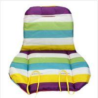 Wholesale Liner Car Seat Pad Waterproof Padding Pram Rainbow Baby Kids Stroller Cushion Hot Sale