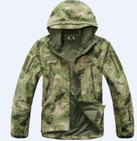 atacs fg - Fall New TAD Gear Softshell Jacket Camouflage ATACS FG Jacket