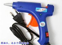 Wholesale 20W V V Electric Hot Melt Glue Gun Plastic Mini Hot Glue Gun With Switch Handy Power Tools