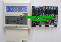 air source heat pump - Air to air heat pump water heater control panel universal board air source water heater General Board Controller