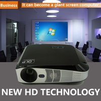 Wholesale Android LED Full D HD DLP Projector with Lumens Portable Projector with Wifi Bluetooth Smart Digital Video
