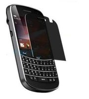 Wholesale 50pcs for blackberry privacy screen protector guard with retail package
