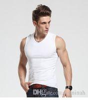 Wholesale Undershirt tights cheap tank top men thermal underwear bodybuilding brand world of tanks casual shirt vest a shirt piece